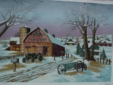 Aunt Lauretta\'s Dairy Farm by Hargrove