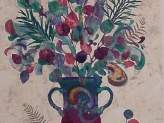 Red Euccalyptus Bouquet