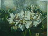 Asian White Blooms