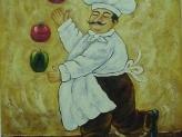 Juggling Chef
