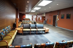 A view of the waiting area near the women's clinic at the new VA Ambulatory Care Center on Friday, August 25, 2017 in Redlands, Ca.  (Micah Escamilla, Redlands Daily Facts/SCNG)
