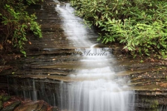 Water and Waterfalls